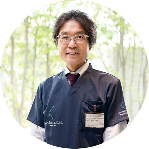 熊本パール総合歯科クリニック 理事長/総院長 前田 明浩